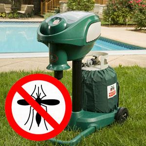Уничтожители летающих насекомых уличные