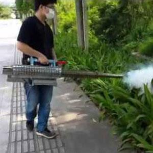 Генераторы тумана, опрыскиватели