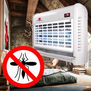 Уничтожители летающих насекомых бытовые