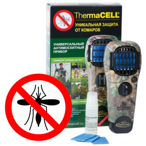 Отпугиватели комаров химические