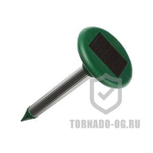 Отпугиватель кротов «Стопкрот» на солнечных батареях SM-153 (МС-15)